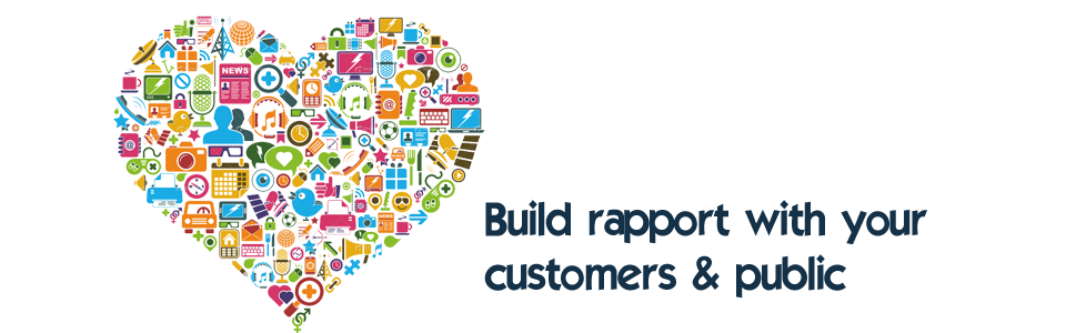 Homepage - Build Rapport
